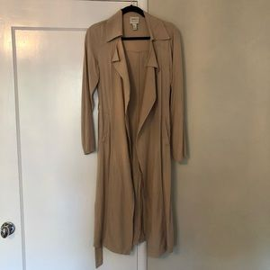Forever 21 Contemporary, Duster trench coat